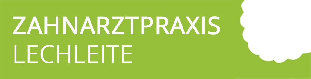 Logo Zahnarztpraxis Lechleite